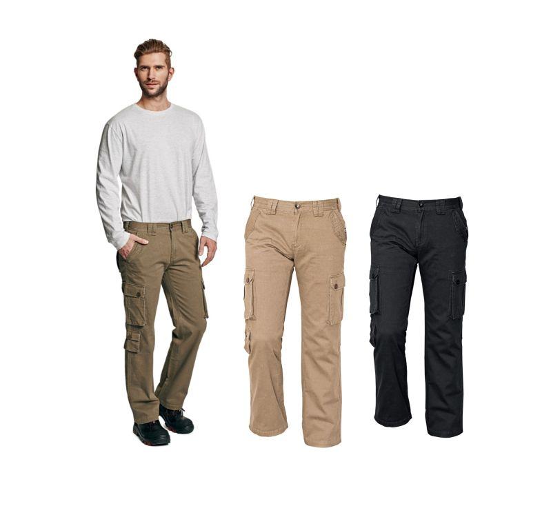 Kalhoty do pasu CHENA