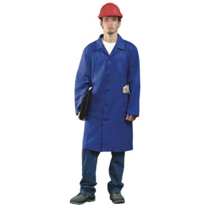 Plášť modrý