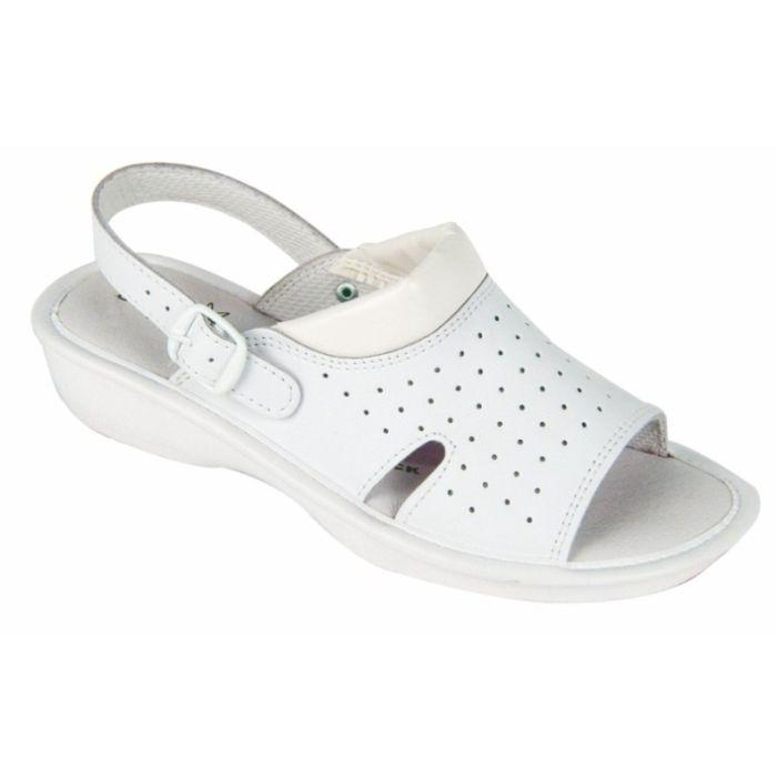 Sandál dámský celokožený
