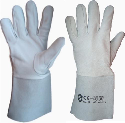 rukavice svářecí TIGER