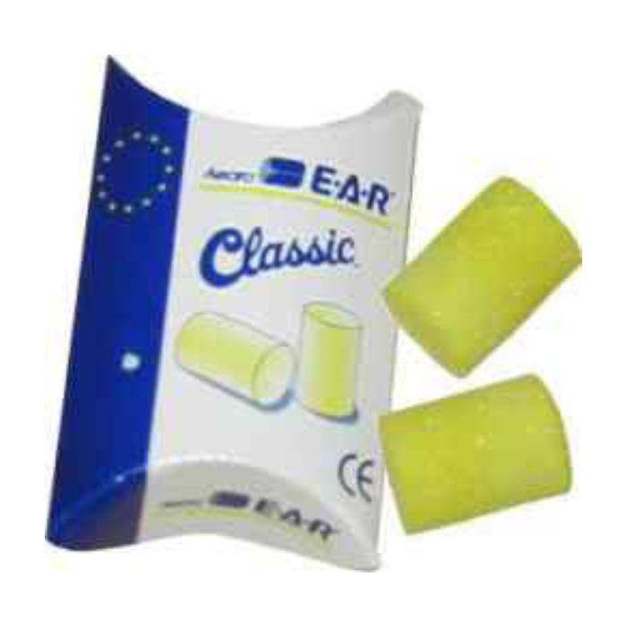 Zátkové chrániče sluchu E.A.R CLASSIC firmy CABOT SAFETY