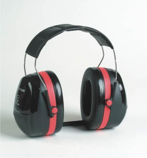 Mušlové chrániče sluchu PELTOR - H540A-411-SV  OPTIME III