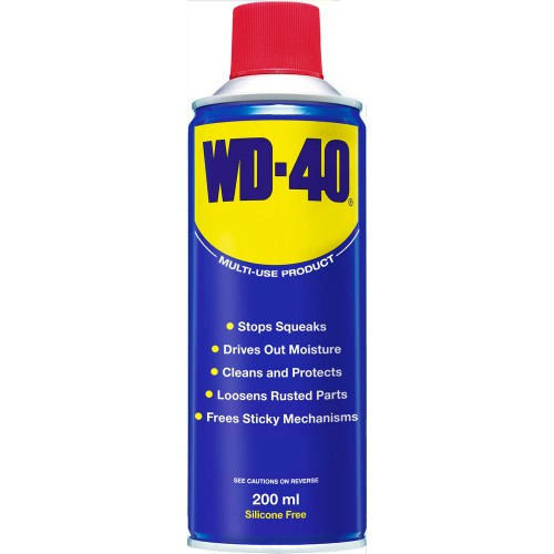 WD - 40 spray