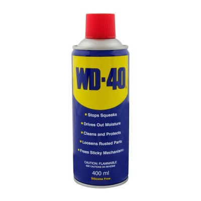WD-40 400m